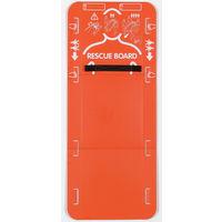 緊急用簡易担架レスキューボード 5折タイプ RB-202 安達紙器工業(直送品)