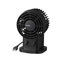 リズム時計(Rhythm Watch) SILKY WIND 2 黒 9ZF005RH02 1個 61-5077-72 (直送品)