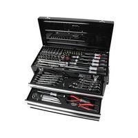 藤原産業 SK11 整備工具セット ブラック SST-16133BK 1個 62-2893-58(直送品)