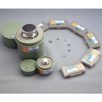 村上衡器製作所 標準分銅セット F1級 計40kg 61-3512-76 1セット (直送品)
