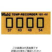 Wahl instruments 真空用テンプ・プレート 101-4V-037 21mm×10mm 1ケース(10枚) 61-3815-56 (直送品)