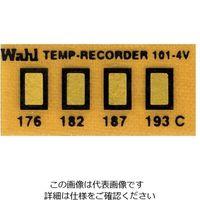 Wahl instruments 真空用テンプ・プレート 101-4V-176 21mm×10mm 1ケース(10枚) 61-3815-66 (直送品)