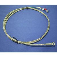 ジャスト 丸端子付K熱電対 M5 TSKMM5 1個 61-4945-92 (直送品)