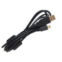 ティアンドデイ(T&D) USB Mini-B 通信ケーブル 1.5m US-15C 1個 61-8494-03 (直送品)