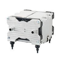 テクノ高槻 小型エアーポンプ 吸排両用型 VP-4020S 1個 61-9695-27 (直送品)