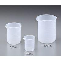 ニッコー PP・ビーカー300mL 35-7306-55 1個 (直送品)