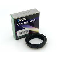 KIPON カメラアタッチメント(ニコンF用) T-NIK 1個 62-2337-48(直送品)