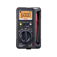 三和電気計器 デジタルマルチメータ CD800F 1個 62-3805-07(直送品)