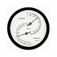 CRECER(クレセル) 温度計・湿度計 CR-58 1個 62-3965-91(直送品)