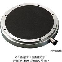 ナベヤ(NABEYA) セラミック吸着テーブル 平面度15 平均気孔径2μm Φ120x15mm CAT1012RM 1個 3-8147-08 (直送品)