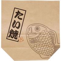 大阪ポリヱチレン販売 たいやき用亀甲袋 2029 1包:100枚×10(直送品)