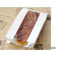 大阪ポリヱチレン販売 No.91 フェネット耐油紙袋(レシピ柄) 6877 1包:100枚×10(直送品)