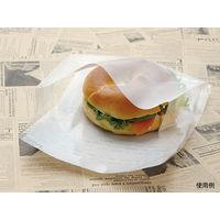 大阪ポリヱチレン販売 No.198レシピ柄サンド袋 6887 1包:100枚×10(直送品)