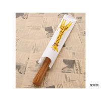 大阪ポリヱチレン販売 CRS-3チュロス袋(キリン柄) 8997 1包:100枚×10(直送品)