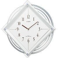 パルミューズスターF 振り子電波掛時計