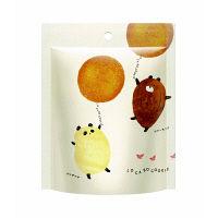 【アスクル限定】マルコメ ダイズとアーモンドのロカボクッキー 2枚×5袋入 1袋