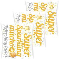 【LOHACO限定】湖池屋 Super Sparkling mucho(スーパースパークリングムーチョ) 1セット(3袋)