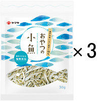 ヤマキ おやつの小魚 30g 3個