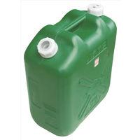 土井金属化成 ヒシエス 軽油缶20L スリム D-KEIYU20LS (取寄品)