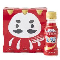 【LOHACO限定デザイン】アサヒ飲料 「守る働く乳酸菌」100ml「赤いお守り」BOX 1セット(6本)