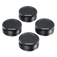 TAOC ハイカーボン鋳鉄インシュレーター グレー 直径550×高さ29mm TITE-25HC 1セット(4個入り) (直送品)