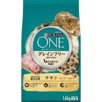PURINA ONE(ピュリナワン) 猫用 グレインフリー チキン 1.6kg ネスレ日本
