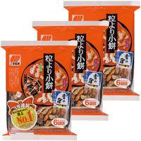 三幸製菓 粒より小餅 90g 1セット(3袋)