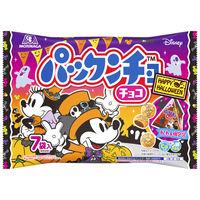 パックンチョ<チョコ>プチパック ハロウイン 6袋 森永製菓 チョコレート ビスケット