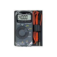 マザーツール(Mother Tool) カード型デジタルマルチメーター MT-4050 1個 61-8513-51 (直送品)