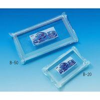 三重化学工業 スノーパック Bシリーズ 板状タイプ (保冷剤) 110×170mm 80個入 B-20 1ケース(80個) 62-2214-23(直送品)