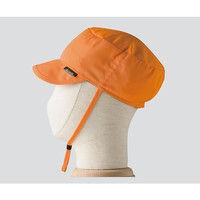 特殊衣料 保護帽(BOUSAI abonet) オレンジ 1個 3-4666-01 (直送品)