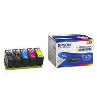 セイコーエプソン 純正 インクジェットカートリッジ IB06CL5A 4色パック+ブラック1個 IB06(メガネ)シリーズ