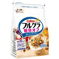 カルビー フルグラ糖質オフ 600g 1袋 シリアル