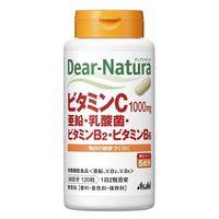 ディアナチュラ(Dear-Natura) ビタミンC・亜鉛・乳酸菌・VB2・VB6 60日分(120粒) アサヒグループ食品 サプリメント