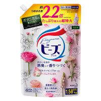 【トライアル価格】フレグランスニュービーズジェル フラワーリュクスの香り 詰め替え 超特大 1580g 1個 衣料用洗剤 花王