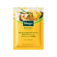 クナイプ バスソルト ユズ&ジンジャーの香り 50g クナイプジャパン