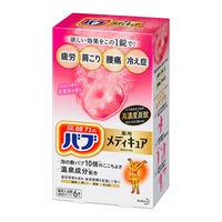 バブ メディキュア 花果実の香り 70g×6錠入 1個 花王