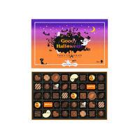 メリーチョコレート ハロウィン ファンシーチョコレート(40個入)【伊勢丹の紙袋付き】【手土産ギフト】