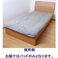 ベッドパッド・敷パッド