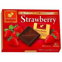 森永製菓 カレ・ド・ショコラ<ストロベリー> 1箱