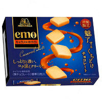 森永製菓 エモ<キャラメルホワイト> 1箱