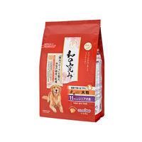 JPスタイル 和の究み ドッグフード 11歳以上のシニア犬用 国産 2.4kg(600g×4パック)1袋 日清ペットフード