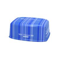 ウェットティッシュ アルコール・除菌タイプ BOXタイプ アルコール除菌ウェット  本体 1個(100枚入)
