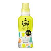 【トライアル価格】エマール リフレッシュグリーンの香り 本体 500ml 1個 衣料用洗剤 花王