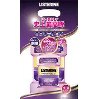 薬用リステリン(LISTERINE) トータルケアプラス 1000mL+250mLセット ジョンソン・エンド・ジョンソン