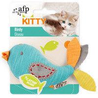 afp KITTY バード 猫用 おもちゃ 1個 サンメイト