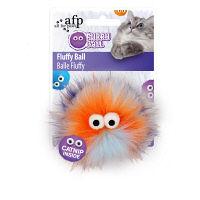 afp FURRY Ball フルフィーボール オレンジ 猫用 おもちゃ 1個 サンメイト