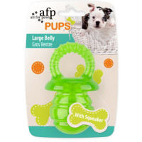afp PUPS パピーフィアーS 犬用 おもちゃ 1個 サンメイト