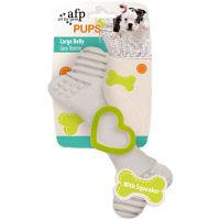 afp PUPS ビニールラブボーン 犬用 おもちゃ 1個 サンメイト