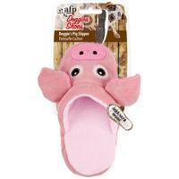 afp Doggies' Shoes ドギーズ ピッグ スリッパ 犬用 おもちゃ 1個 サンメイト
